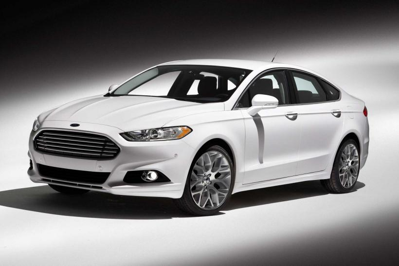 Ford Motor Recalls 520000 Ford Fusion Sedans Lincoln MKZ Luxury