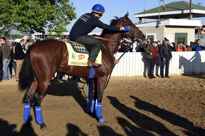 American Pharoah Kentucky Derby 2015