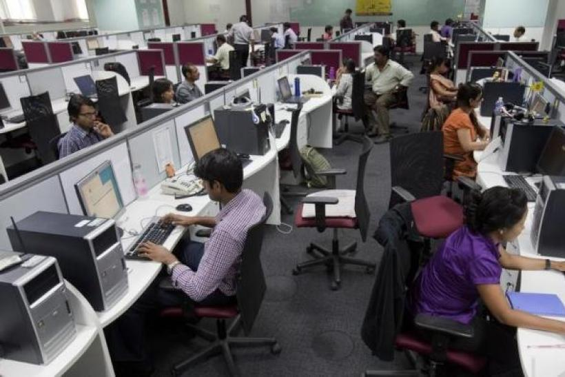 Indian call center