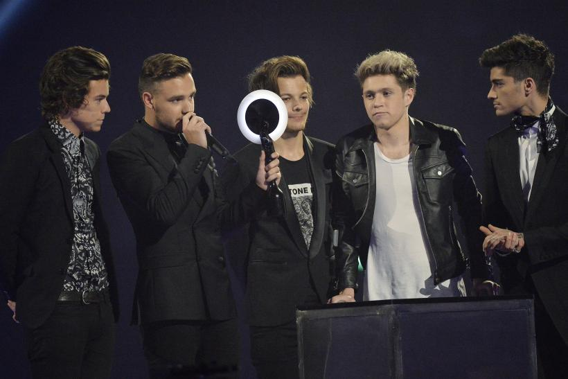 One Direction To Make First Appearance Without Zayn Malik On Late