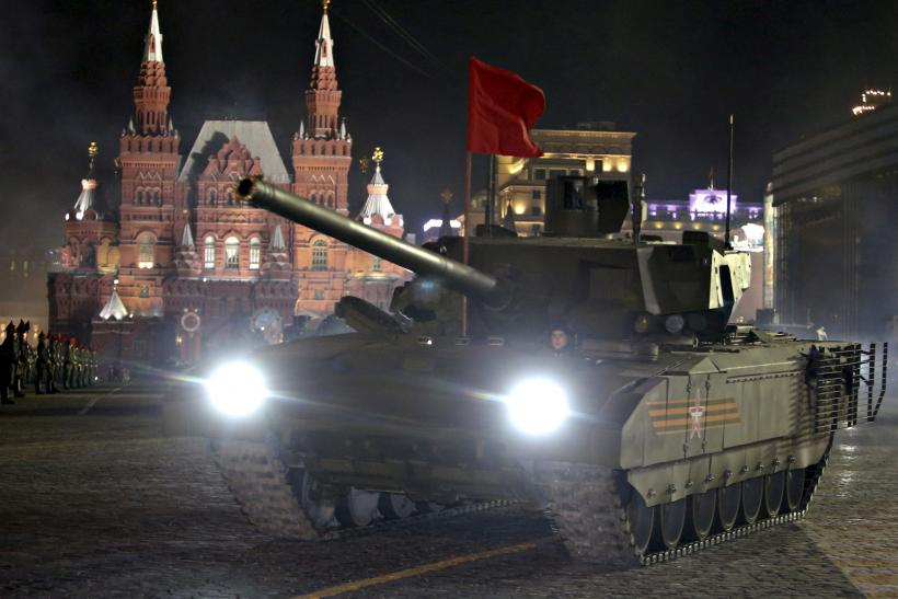 Russia Updates National Security Doctrine