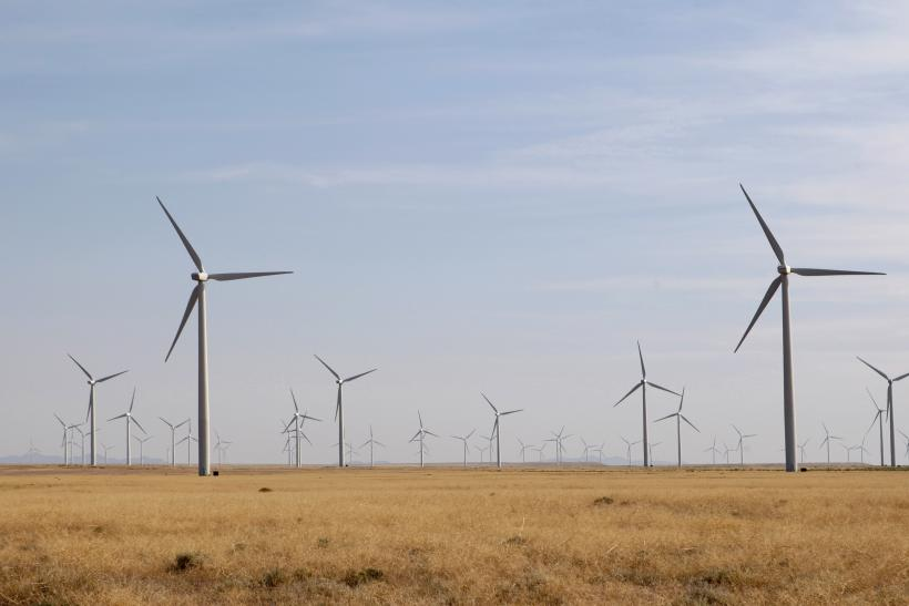 Wind Turbines Kansas