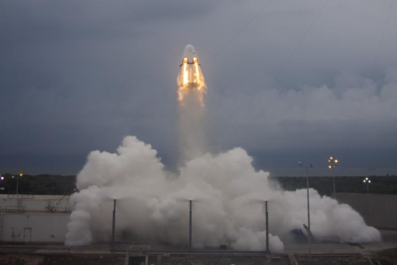 SpaceX-Pad-Abort-Test