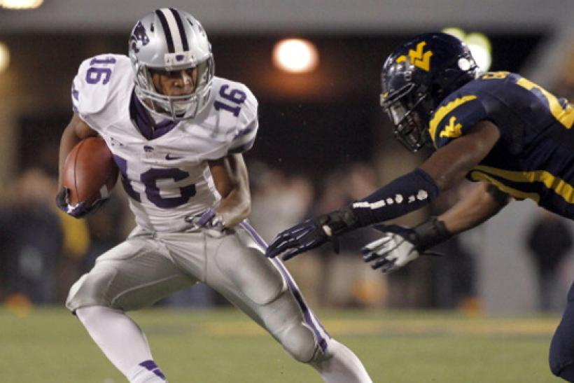 Tyler Lockett Kansas State 2015