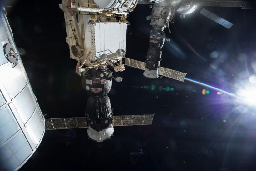 Russia-spacecraft-ISS