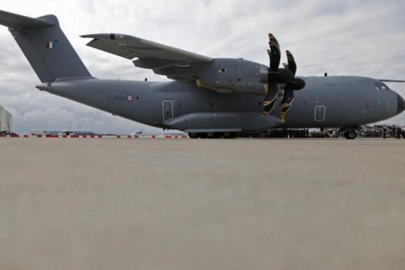 Seville Airport Shuts Down After Military Plane Crash