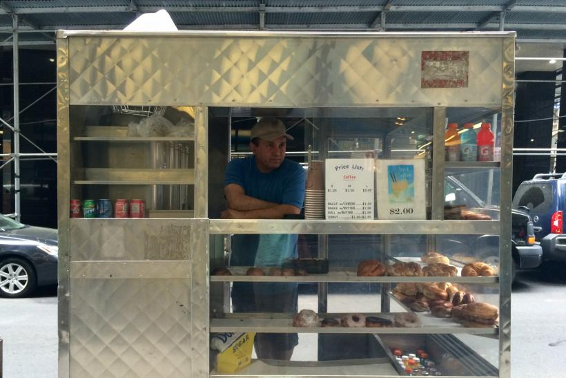Food Trucks In Nyc To Ditch Diesel Go Solar In Attempt To