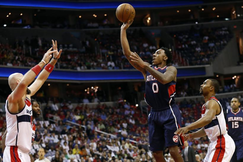 Jeff Teague vs. Wizards