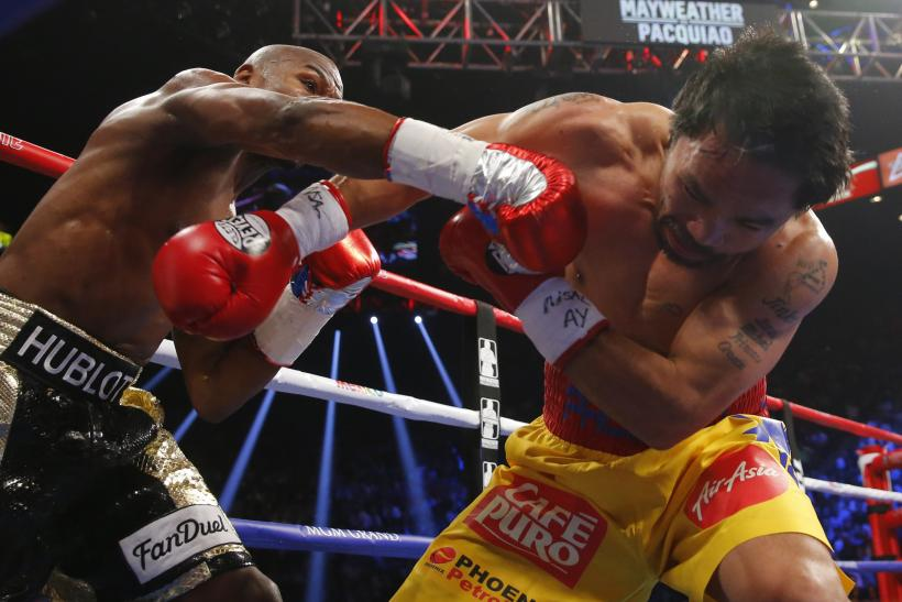 Floyd Mayweather Legacy: After Manny Pacquiao Fight, Is Floyd The ...