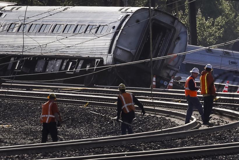 Amtrak crash