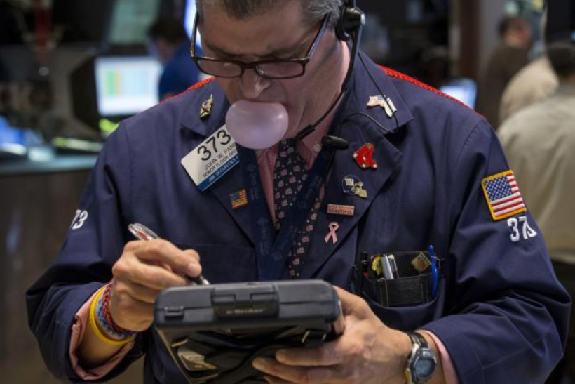 New York Stock Exchange May 15, 2015