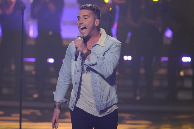 Nick Fradiani American Idol