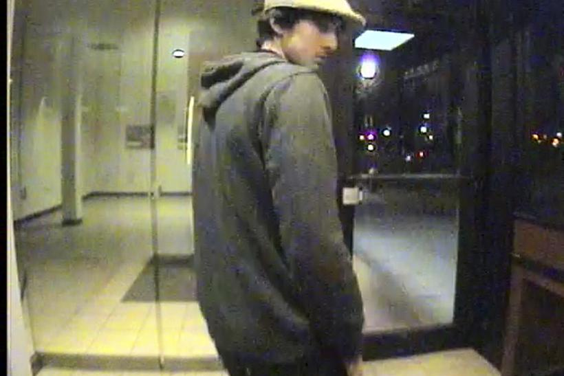 Dzhokhar Tsarnaev on March 11, 2015