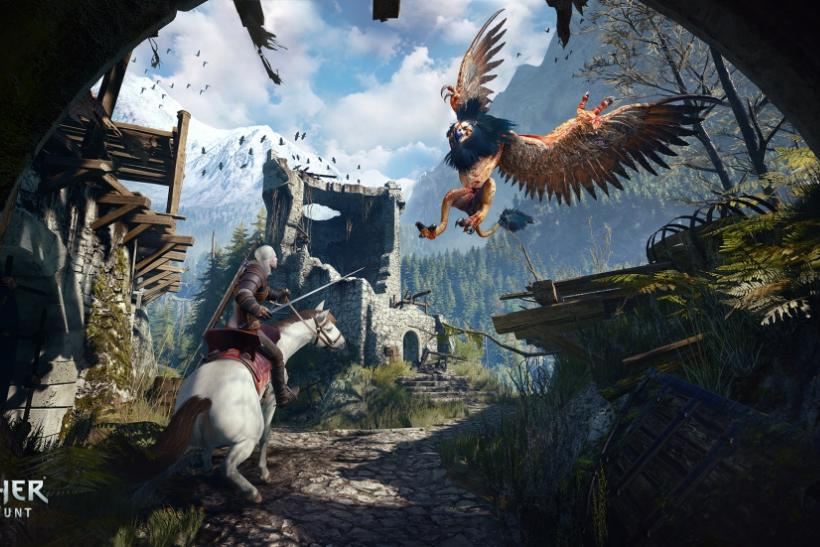 The Witcher 3' 1 04 Patch For Xbox One, PS4, XP Glitch Fix Expected
