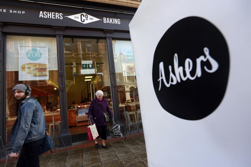 Ashers Bakery, Belfast