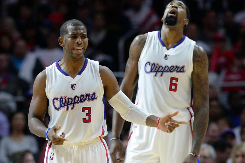 Chris Paul, DeAndre Jordan