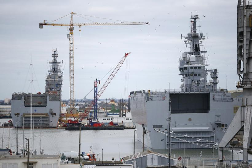 Mistral Carriers