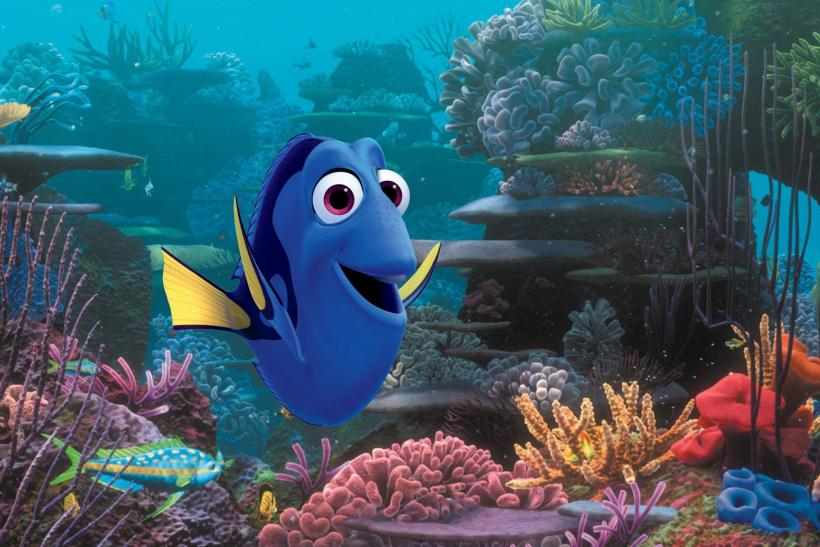 Finding Dory spoilers