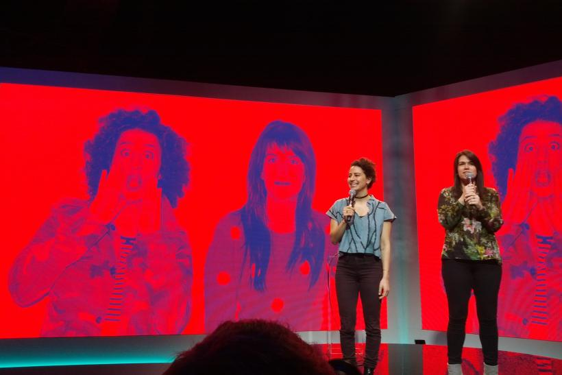Spotify Launch Broad City