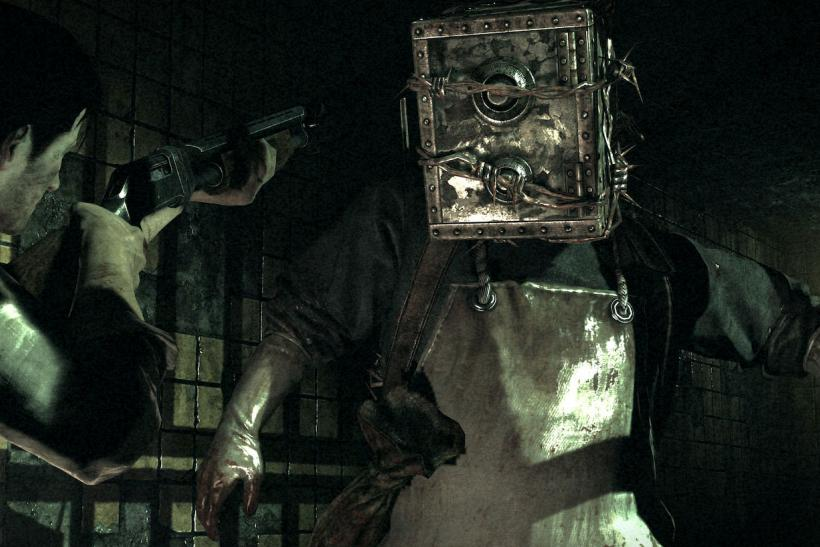 The Keeper The Evil Within