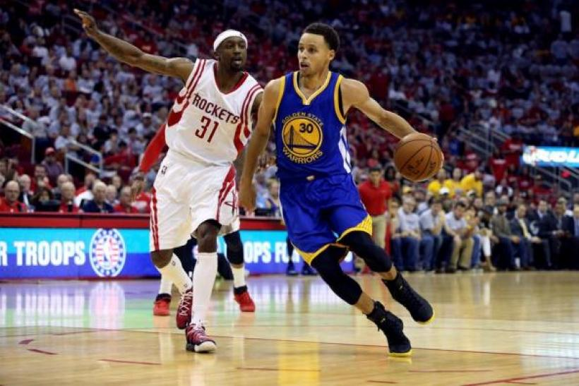 Golden State Warriors vs. Houston Rockets Game 4: TV Channel, Live Stream Info, Betting Odds