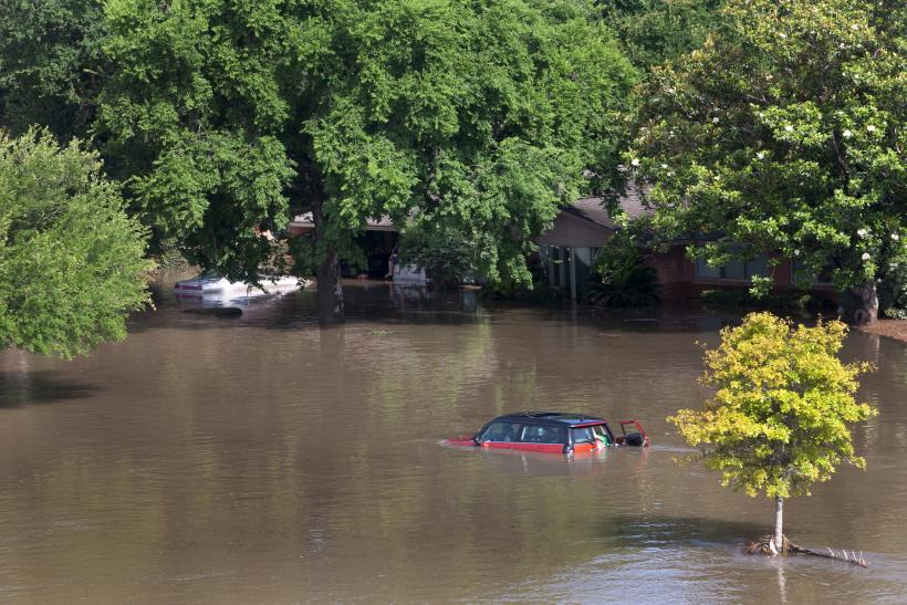 Texas Flood Car
