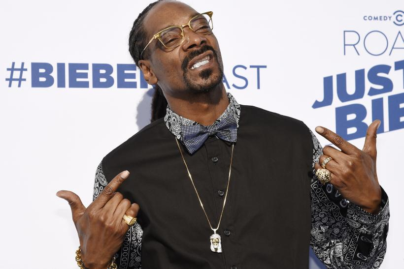 Dozens injured at Snoop Dogg concert when railing collapses