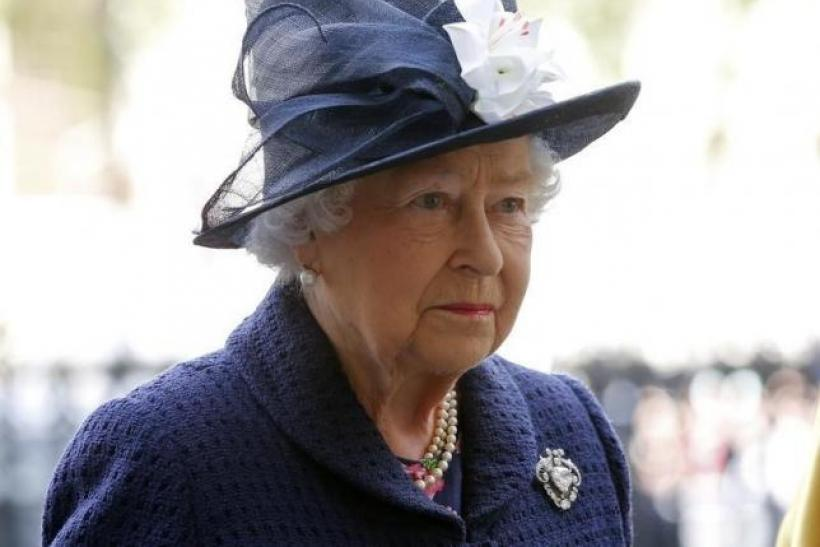 Queen Elizabeth, May 2015