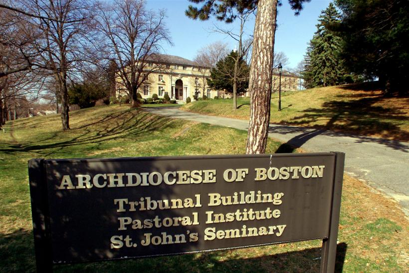 boston archdiocese