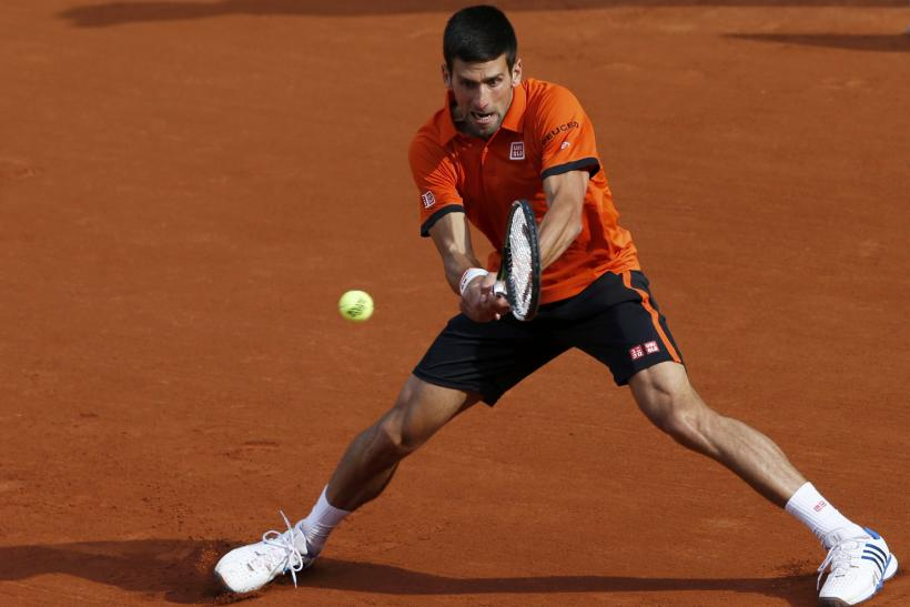 novak djokovic french open 2015