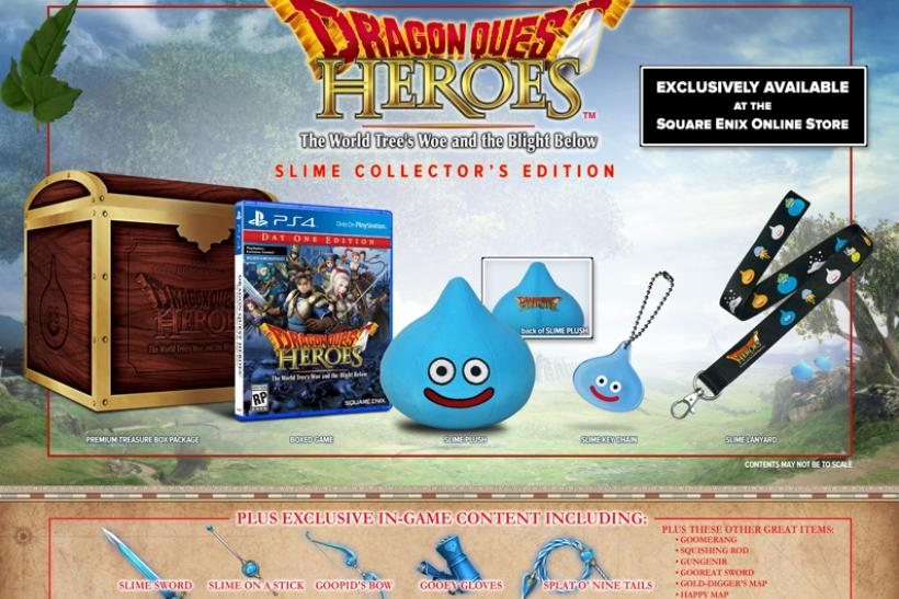 Dragon Quest Heroes Collector's Edition