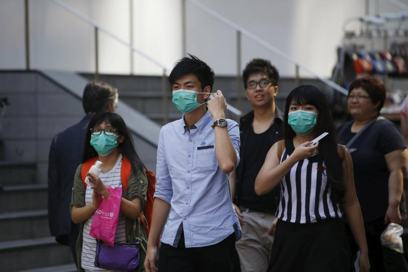 MERS Outbreak South Korea