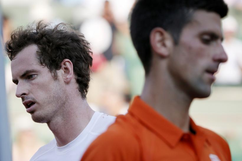 Novak Djokovic, Andy Murray