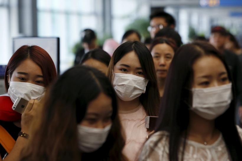 MERS Scare South Korea