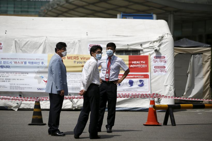 MERS virus South Korea
