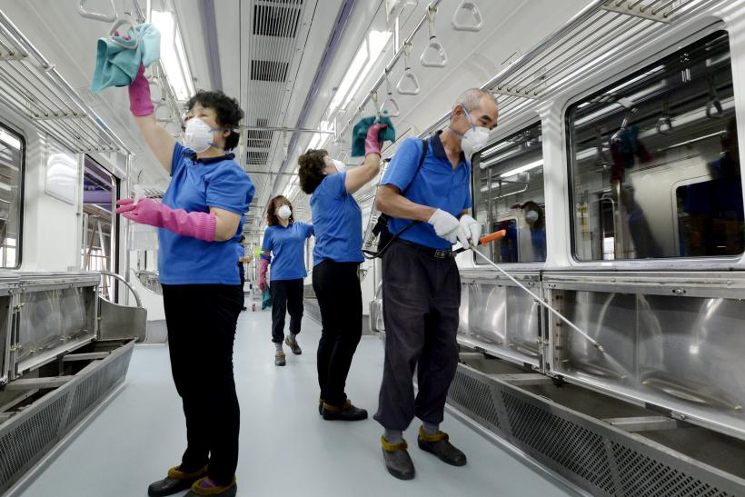Quarantine for MERS in South Korea