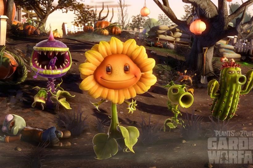 Beautiful U0027Plants Vs. Zombies Garden Warfare 2u0027 Coming In February, Z7 Mech, Preorder  Bonus Spotted In Trailer Idea