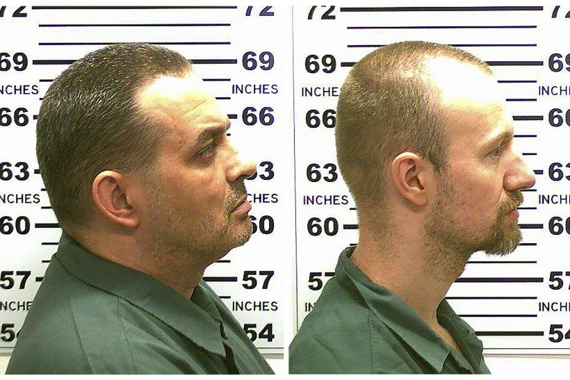 NY escaped prisoner_Richard Matt