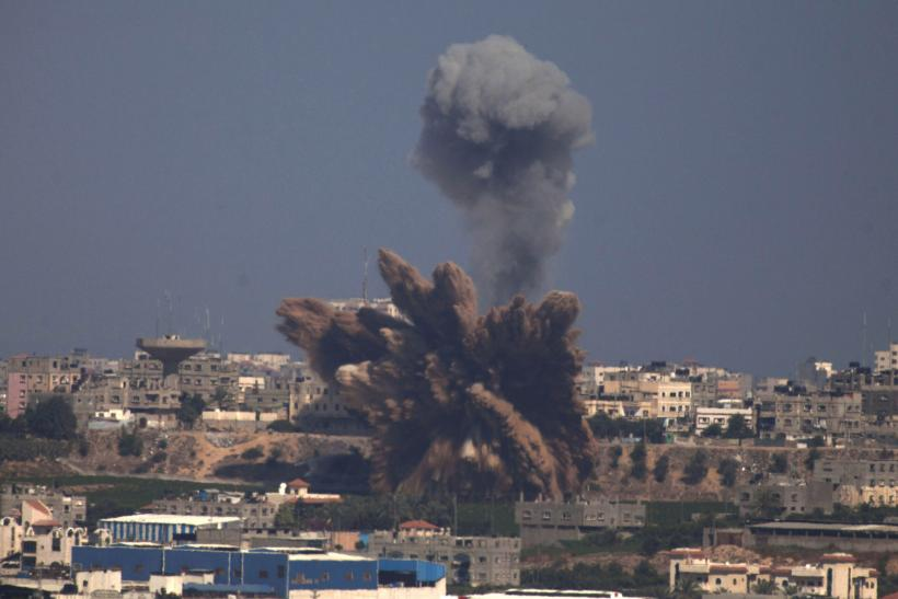 Israel Gaza War report
