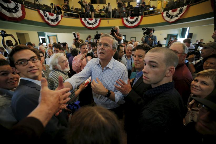 Jeb Bush New Hampshire
