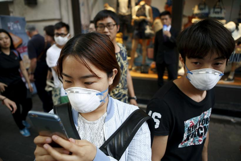 Mers outbreak in South Korea