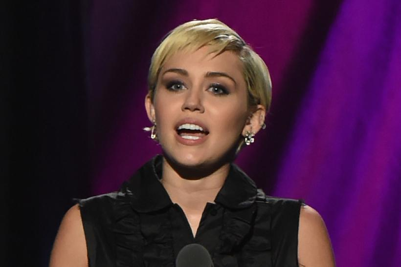 Miley Cyrus Coming Out As Bisexual How She Feels About -8320