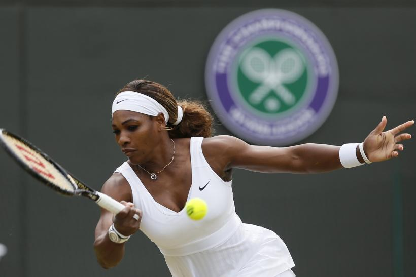 Serena Williams Wimbledon 2015