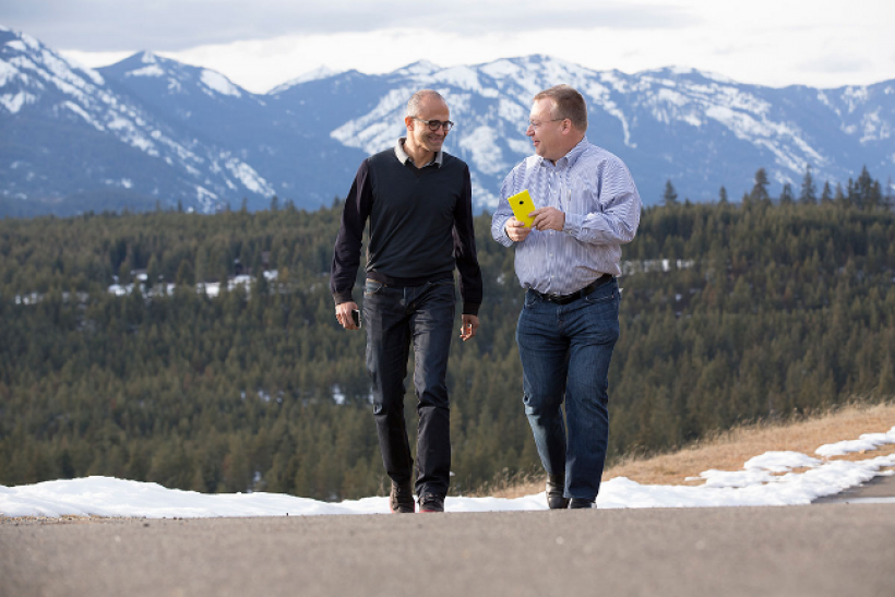 nadella and elop