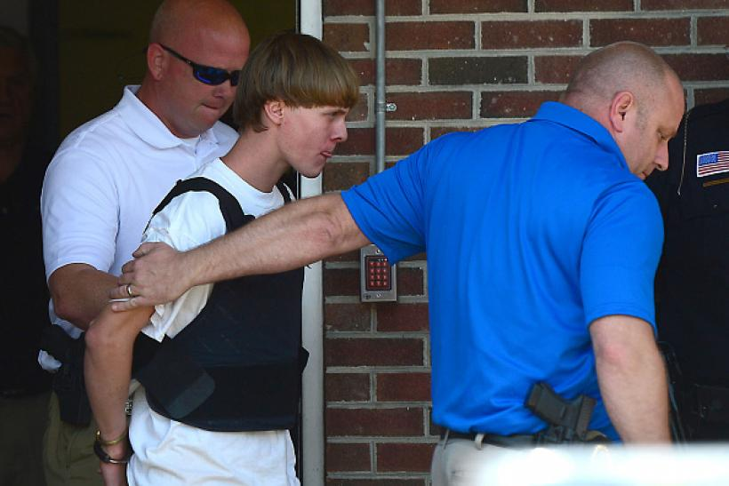 Dylann Storm Roof In Jail: What Charleston Church Shooter