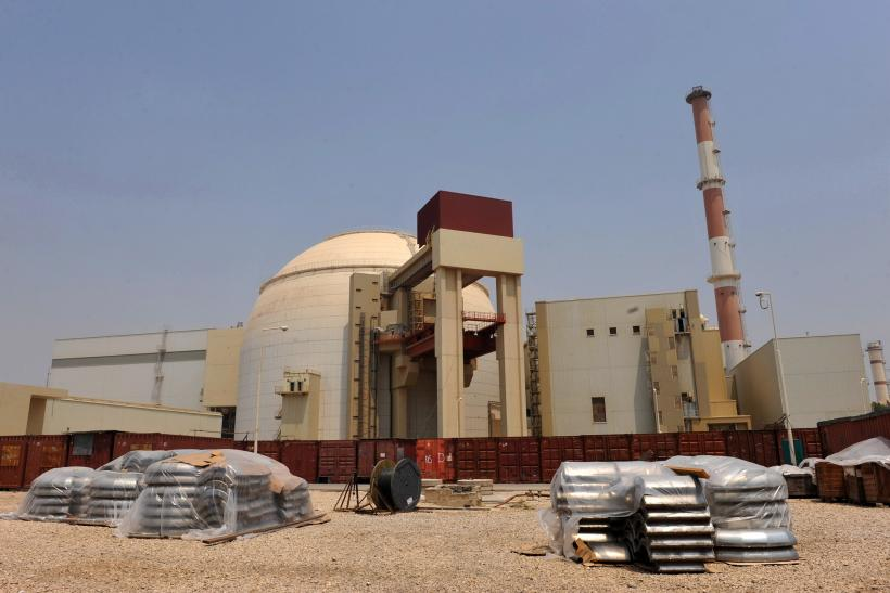 Bushehr, Iran, Nuclear Power Plant, Aug. 21, 2010