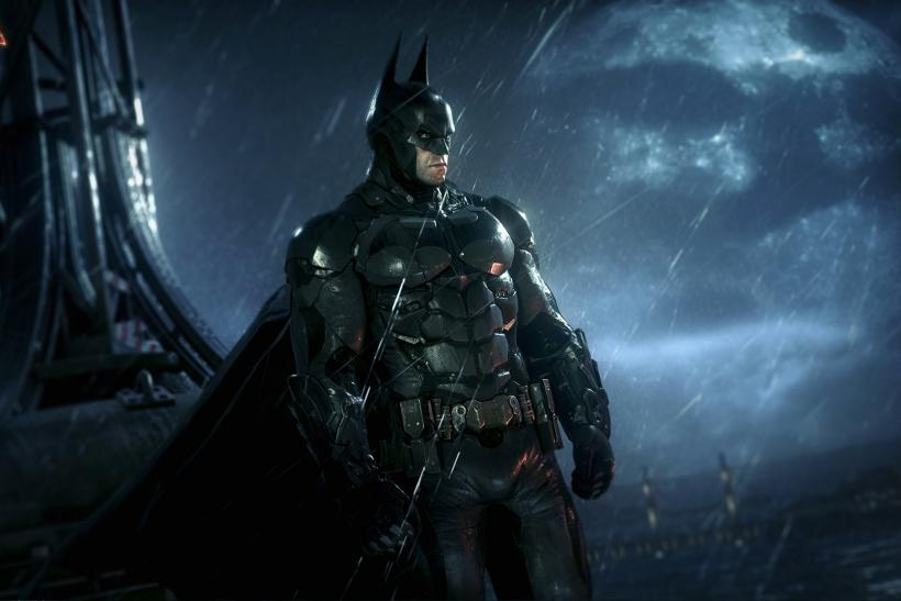 Batman: Arkham Knight Dramatic Pose