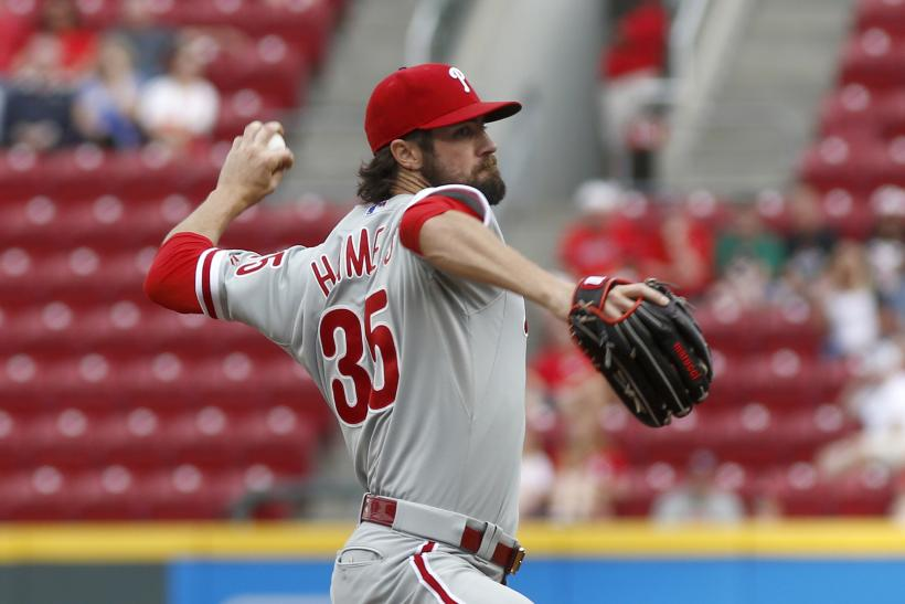 Cole Hamels Phillies 2015