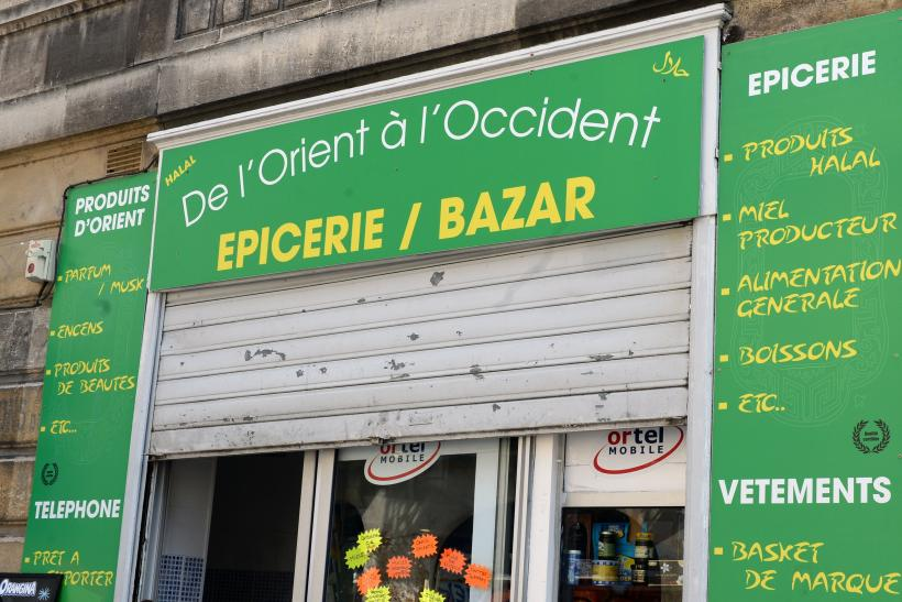 Gender Ban In French Muslim Grocery Store De L'Orient à L