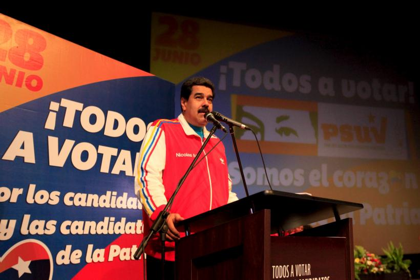 Venezuela Maduro Election